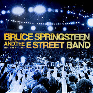 bruce springsteen madison square garden 20009
