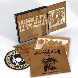 humble pie official bootleg vol. 1