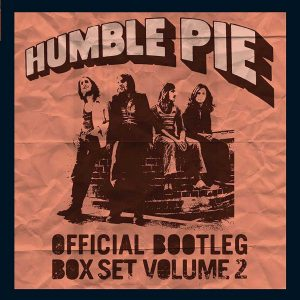 humble pie official bootleg vol. 2