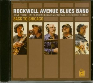 rockwell avenue blues band back to chicago