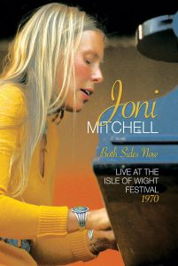joni mitchell live at the isle of wight 1970
