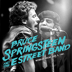 bruce springsteen live london 1981