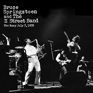 bruce springsteen the roxy hollywood