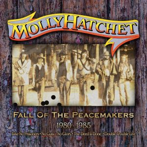 molly hatchet fall of the peacemakes box