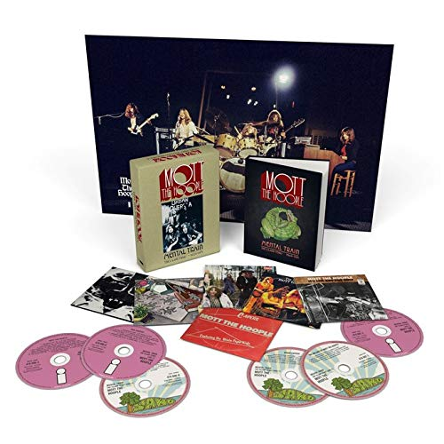Mott The Hoople Mental Train box