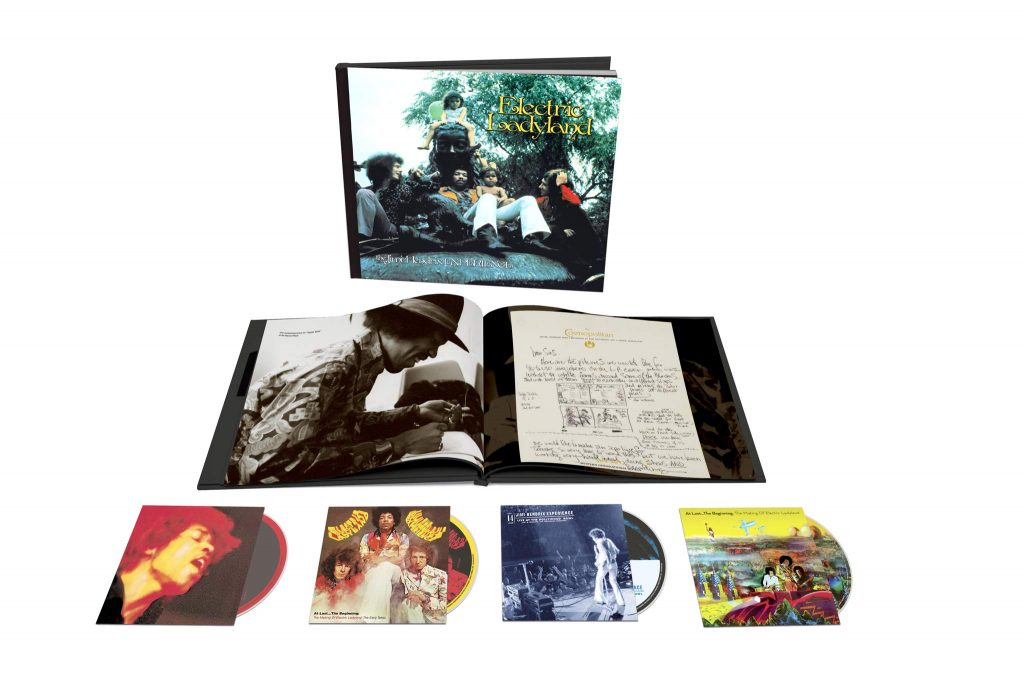 jimi hendrix electric ladyland box