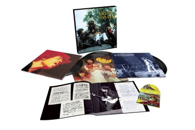 jimi hendrix electric ladyland box 3 lp