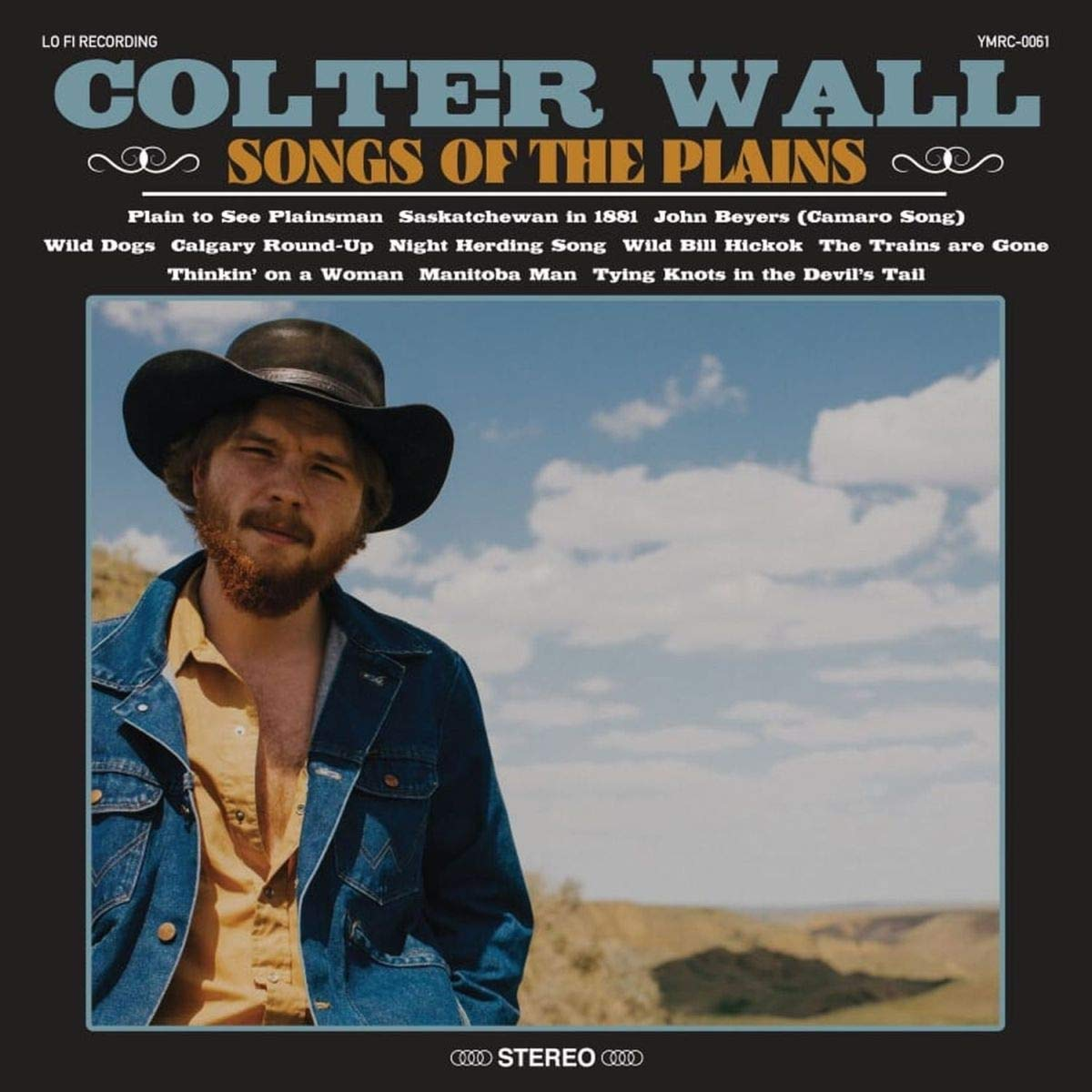 Risultati immagini per colter wall songs of the plains