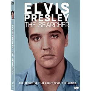 elvis presley the searcher dvd