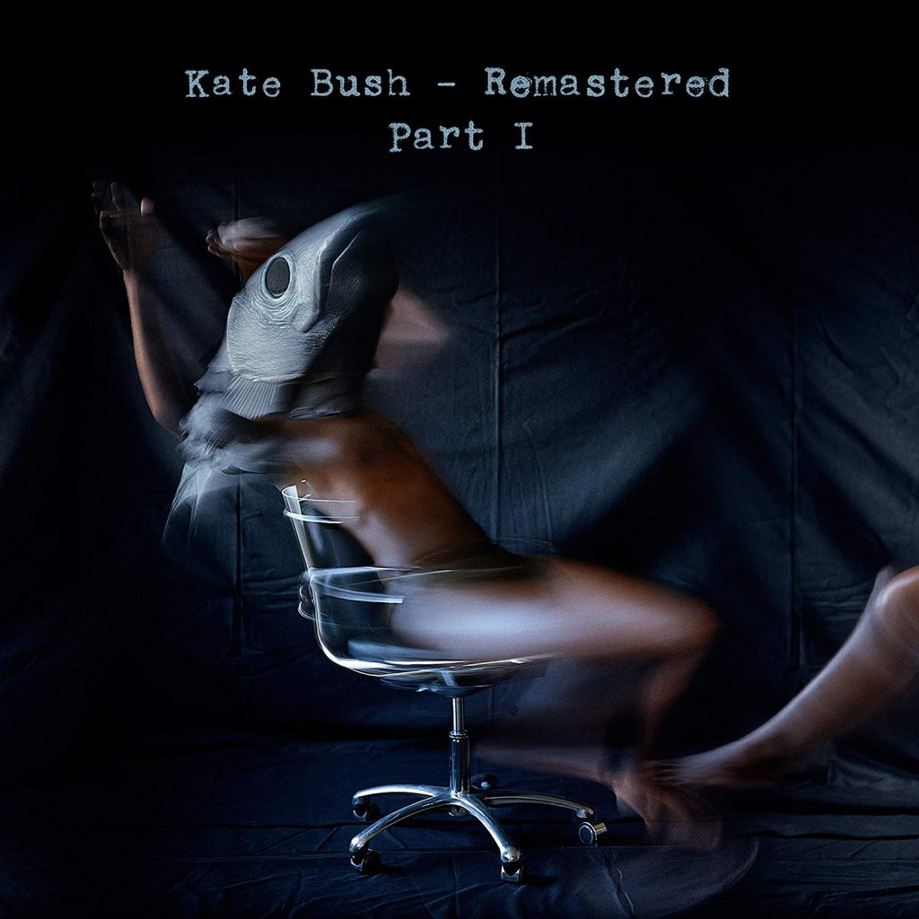 kate bush remastered part 1 front