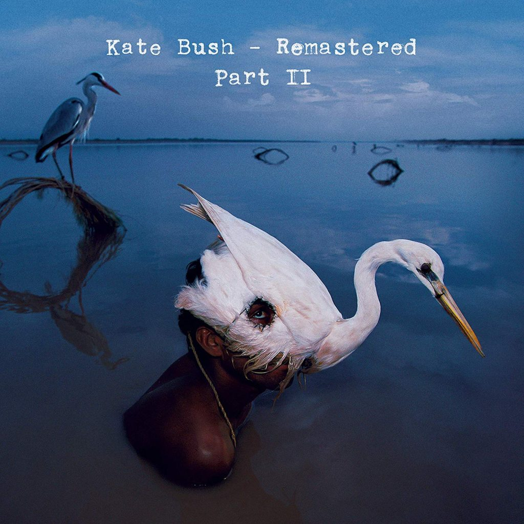 kate bush remastered part 2 front