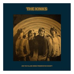 kinks are the village green front