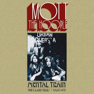 mott the hoople mental train box front