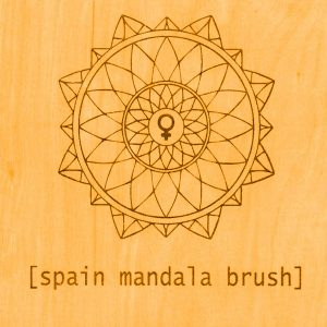 spain mandala brush