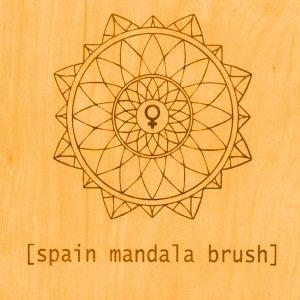 spain mandala brush