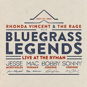 rhonda vincert live at the ryman