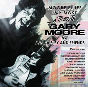 bob daisley moore blues for gary