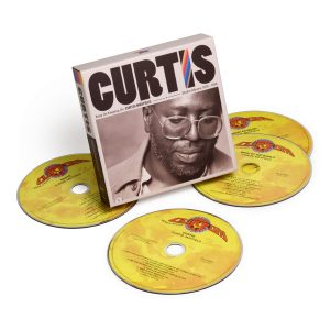 curtis mayfield keep on keeping on box