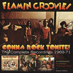 flamin' groovies gonna rock tonite front