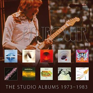 robin trower the studio albums 1973-1983