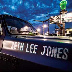 Da Tulsa, Oklahoma, Un Altro Bravissimo Chitarrista! Seth Lee Jones - Live At The Colony
