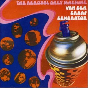 VAN-DER-GRAAF-GENERATOR-Aerosol grey machine box