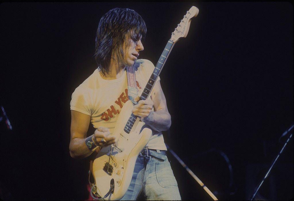 jeff beck 1975
