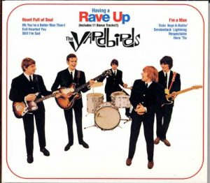 yardbirds having a rave up