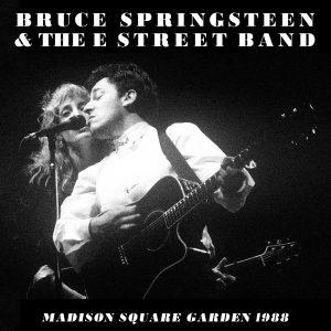 bruce springsteen madison square garden 1988