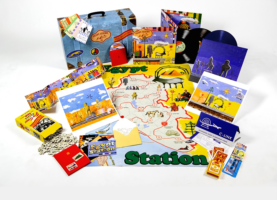 paul mccartney egypt station super deluxe edition