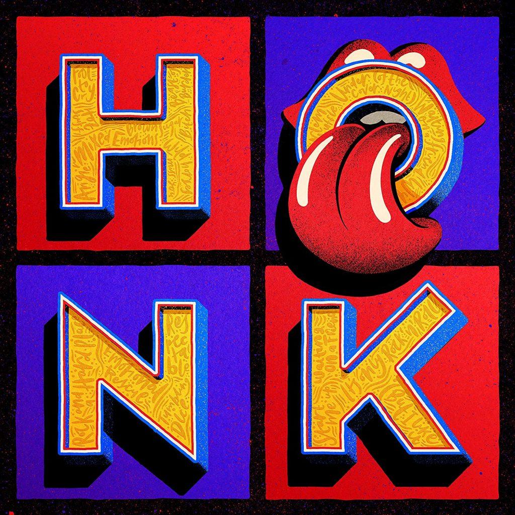 rolling stones honk front