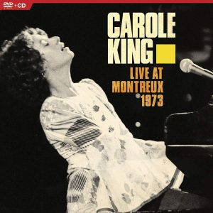 carole king live at montreux 1973 cd+dvd