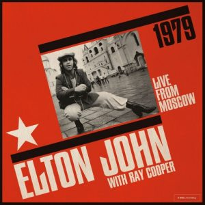 Succedeva All'Incirca 40 Anni Fa. Elton John With Ray Cooper - Live From Moscow