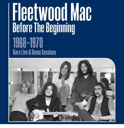 fleetwood mac before the beginning front