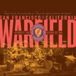 grateful dead live at the warfield