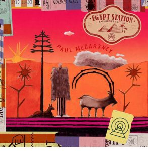 paul mccartney egypt station explorer's edition