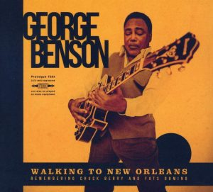 george benson walking to new orleans