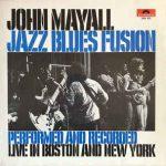 john mayall jazz blue fusion