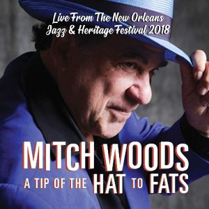 mitch woods a tip of the hat to fats