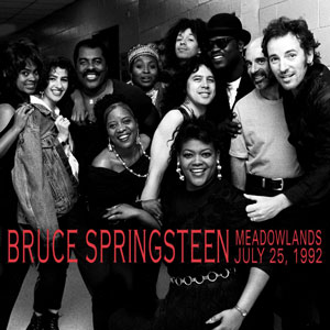 bruce springsteen live meadowlands 1992