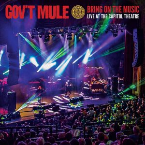 gov't mule bring on the music 2 cd
