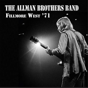 allman brothers band fillmore west '71 box