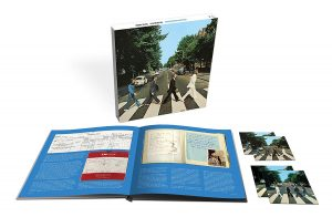 beatles abbey road box 50th anniversary