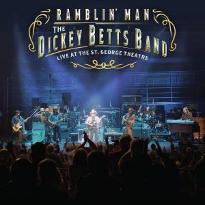 dickey betts ramblin' man live