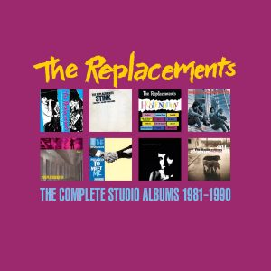 replacements complete studio album