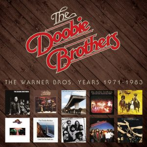 doobie brothers warner bros years 1971-1983 box