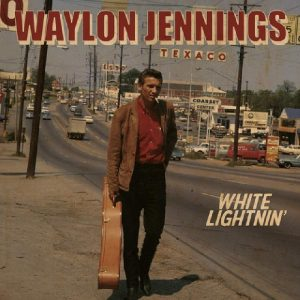 waylon jennings white lightnin'