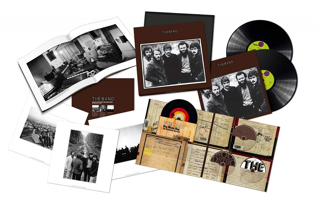 The Band The Band 50th anniversary edition