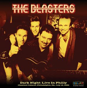 blasters dark night live in philly