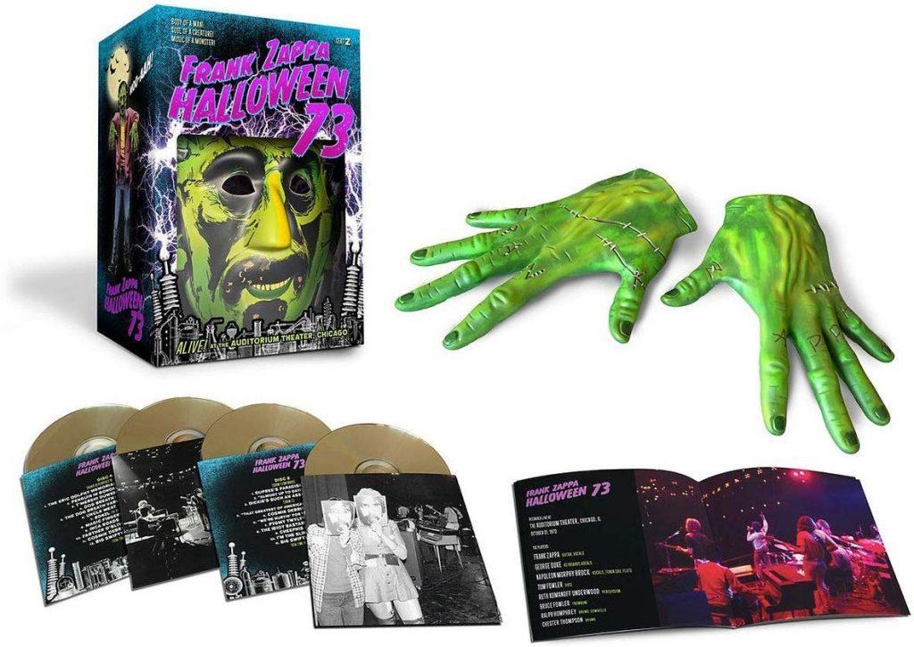 frank zappa halloween 73